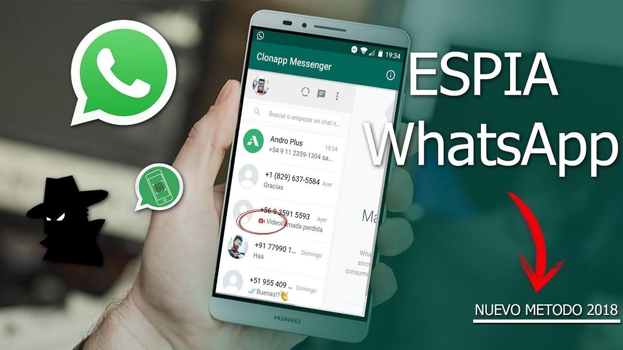 ¿Cómo espiar WhatsApp desde un celular con Android?